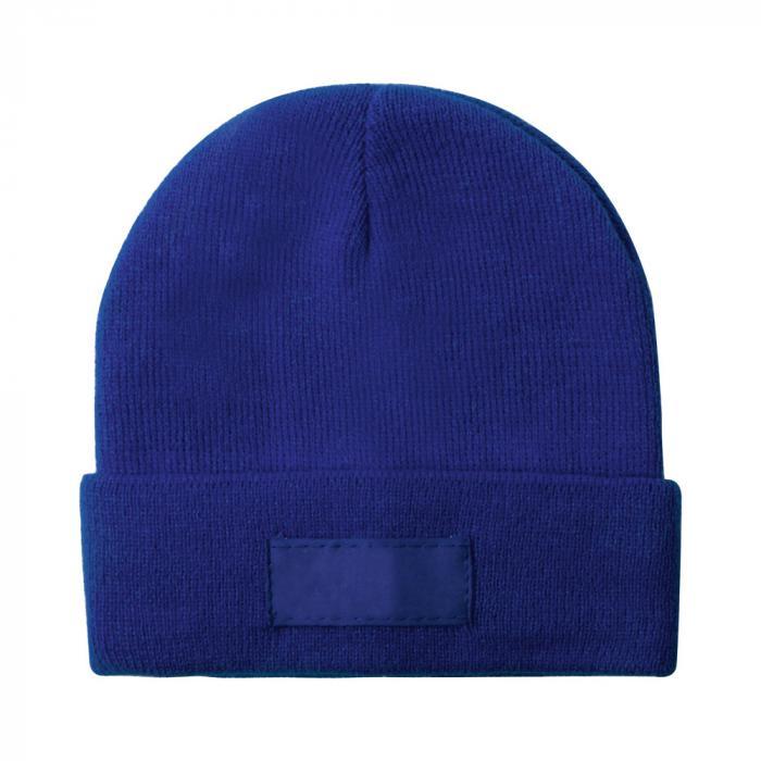 Wintermütze | Polyester | 83781916 Blau