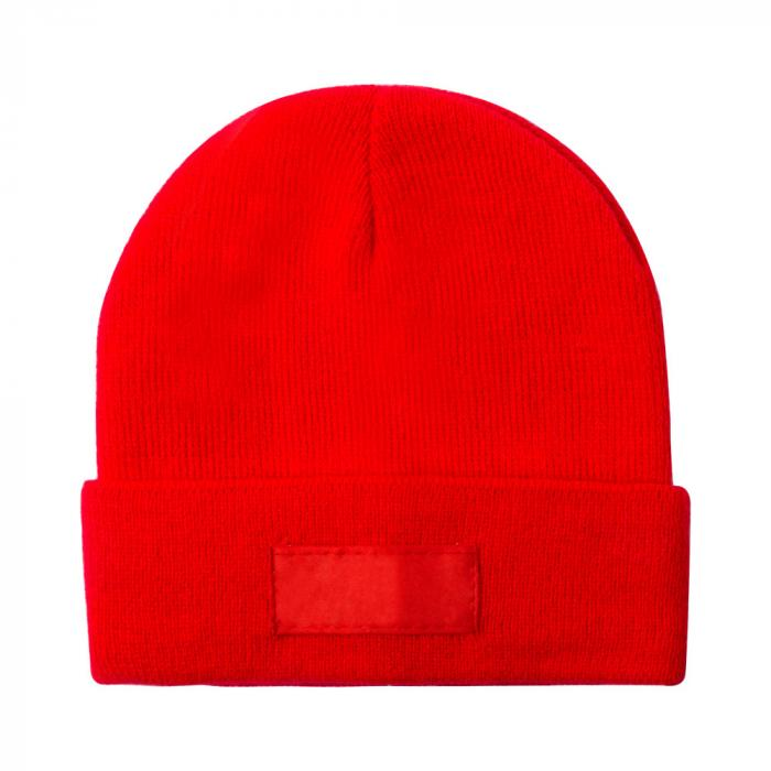 Wintermütze | Polyester | 83781916 Rot