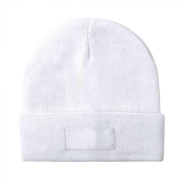 Wintermütze | Polyester | 83781916 Weiß