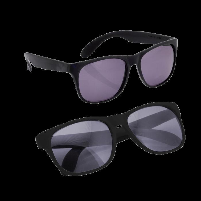 Matte Sonnenbrille   Budget   83791927 Schwarz