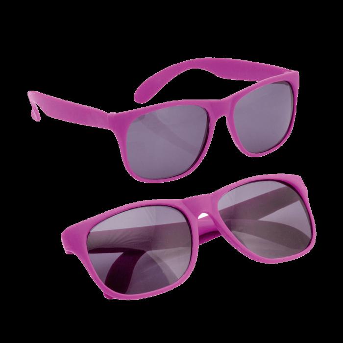Matte Sonnenbrille   Budget   83791927 Violett