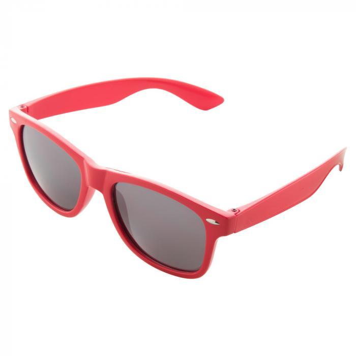Sonnenbrille   Inkl. Bügel-Aufkleber   83810394 Rot