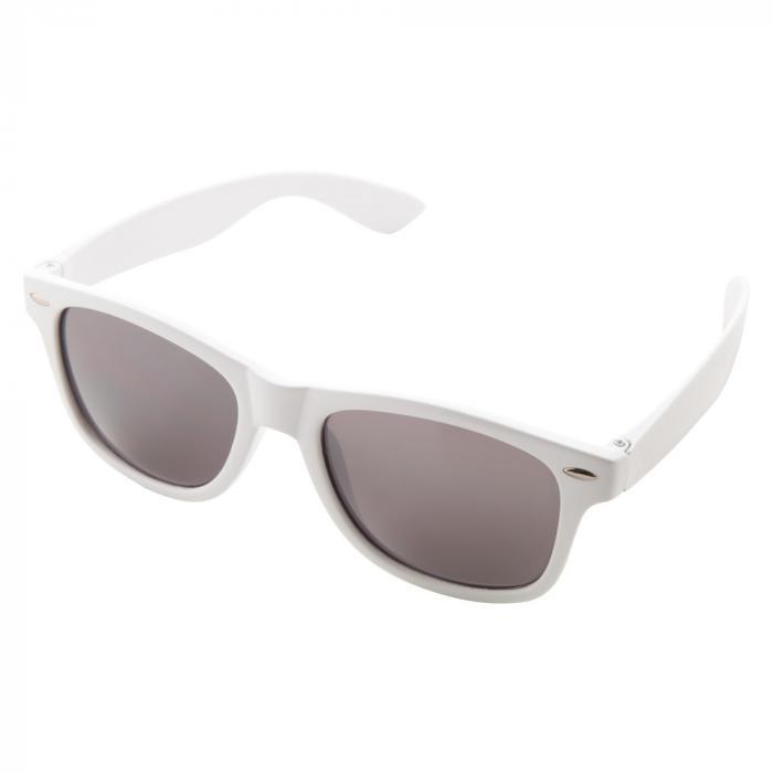 Sonnenbrille   Inkl. Bügel-Aufkleber   83810394 Weiß