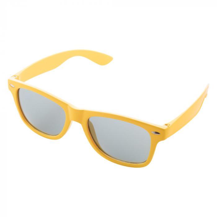 Sonnenbrille   Inkl. Bügel-Aufkleber   83810394 Gelb