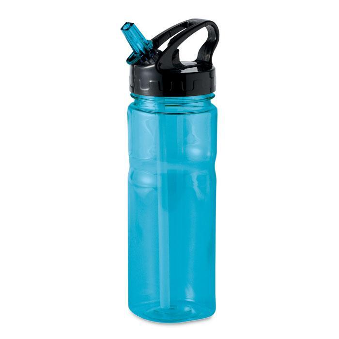Trinkflasche Rico | 600 ml | 8798308 Transparent Blau