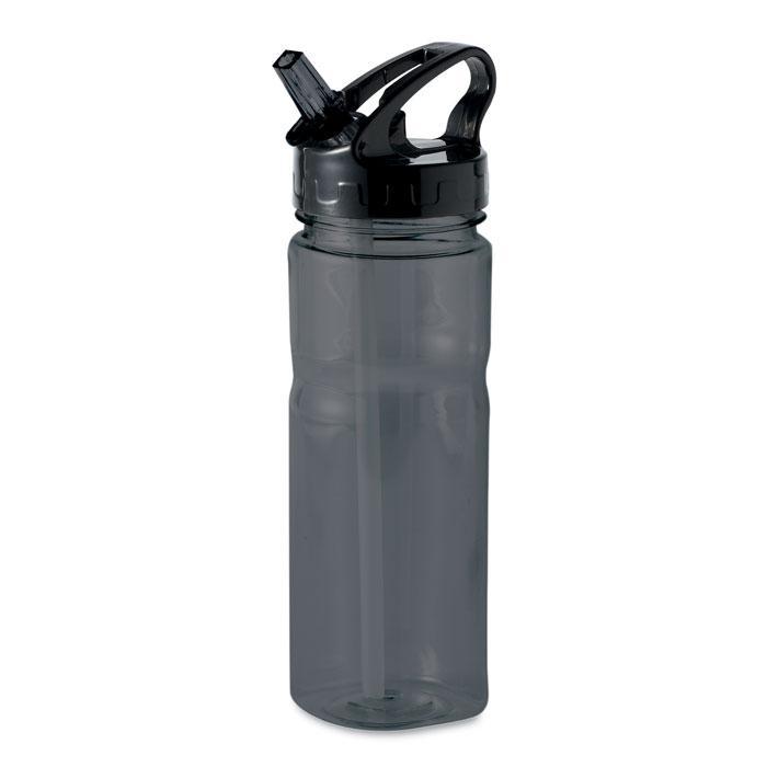 Trinkflasche Rico | 600 ml | 8798308 Transparent Grau