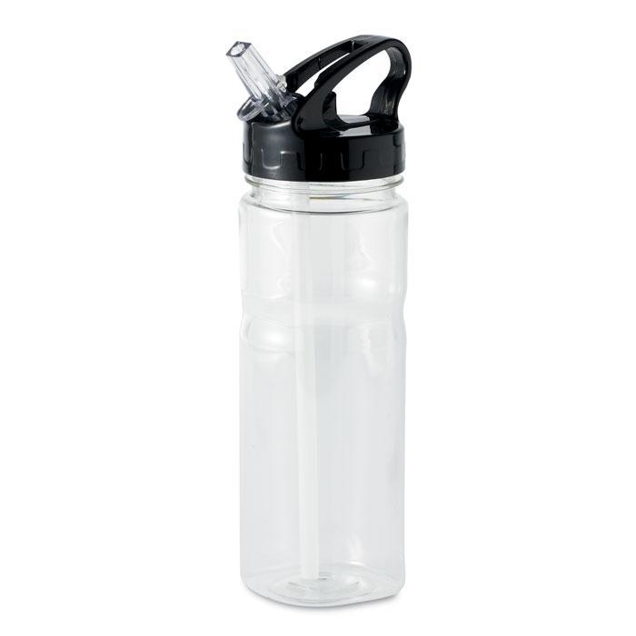 Trinkflasche Rico | 600 ml | 8798308 Transparent Weiß