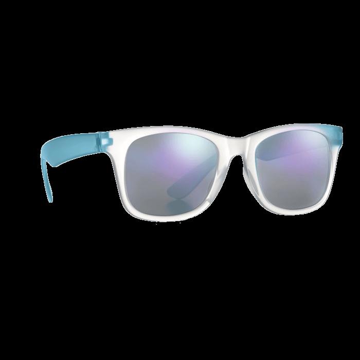 Sonnenbrille mit verspiegelten Gläsern   8798652 Blau
