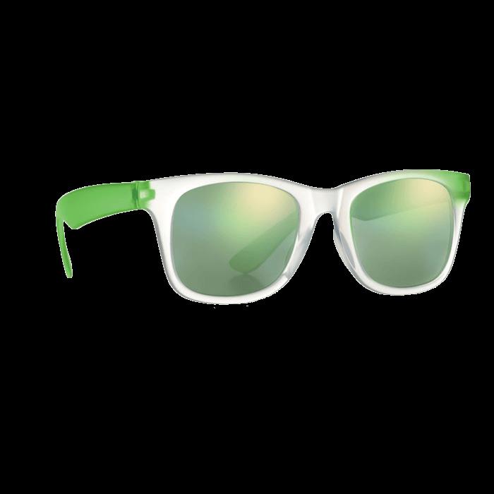Sonnenbrille mit verspiegelten Gläsern   8798652 Grün