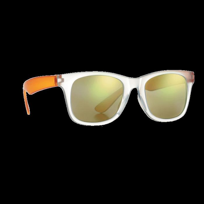 Sonnenbrille mit verspiegelten Gläsern   8798652 Orange
