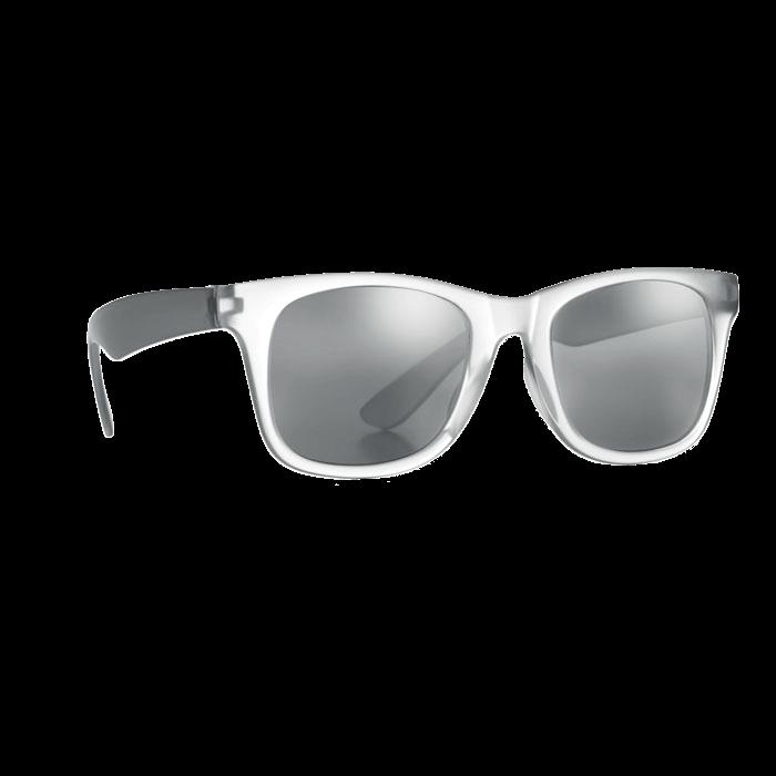 Sonnenbrille mit verspiegelten Gläsern   8798652 Schwarz