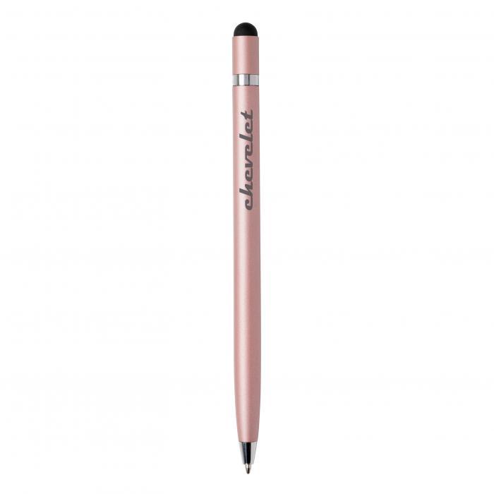 Touchkugelschreiber | Metall | Hochwertig | 8861094x Pink