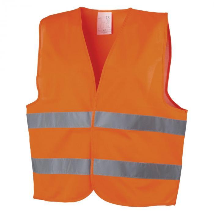 Warnwesten   EN471   One size fits all   9219538546 Orange