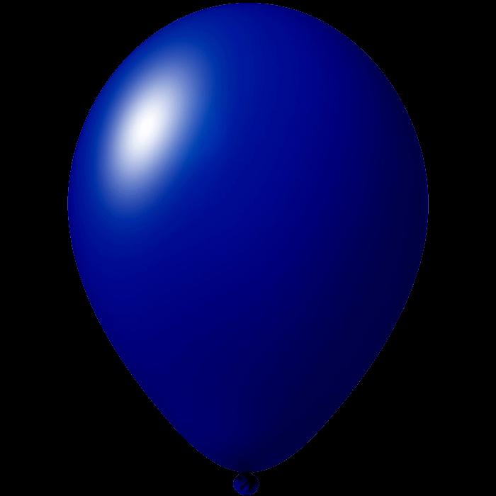 Luftballon | 33 cm | Kleinauflage | 9485951s Dunkel Blau