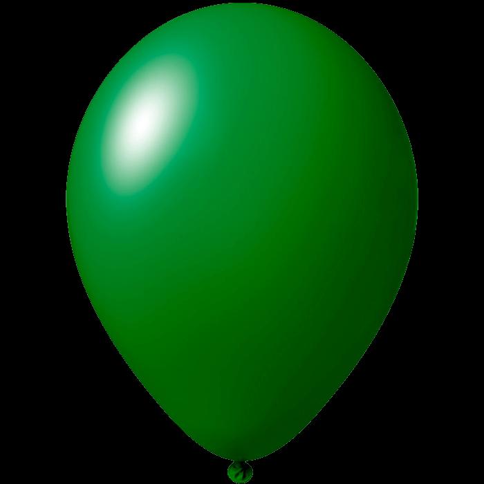 Luftballon | 33 cm | Kleinauflage | 9485951s Dunkel Grün