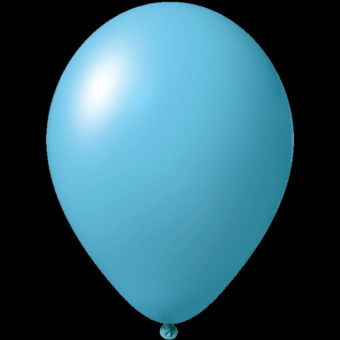 Luftballon | 33 cm | Kleinauflage | 9485951s Hellblau