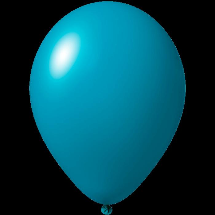Luftballon | 33 cm | Kleinauflage | 9485951s Türkis