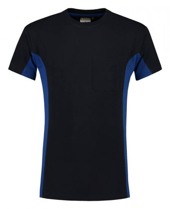 T-shirt Bi-ColorTT2000 | 97TT2000 Navy