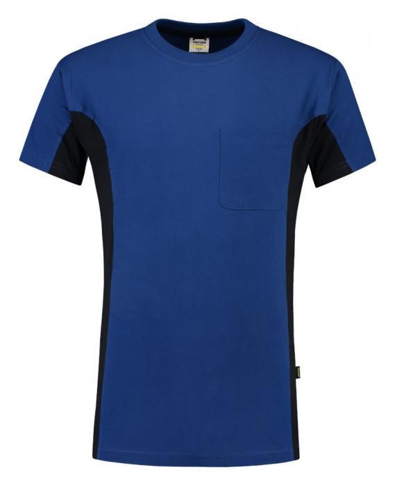 T-shirt Bi-ColorTT2000 | 97TT2000 royalblau/ navy