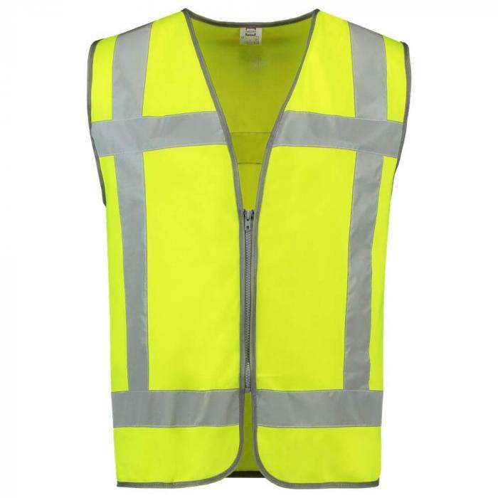 Warnwesten | EN471 | 97453019 Gelb fluoreszierend