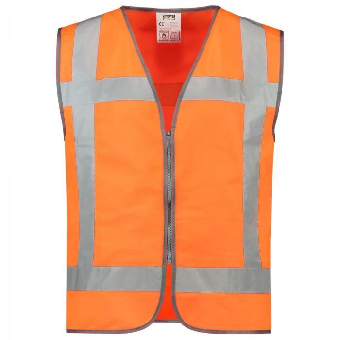 Warnwesten | EN471 | 97453019 Orange fluoreszierend