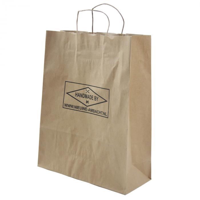 Craft Tasche Eco groß (DIN A3)   108KR4032 Braun