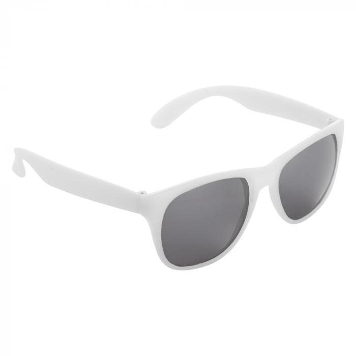Matte Sonnenbrille   Budget   83791927 Weiß