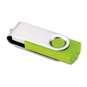 USB-Stick Techmate | DEmaxp039 Lime