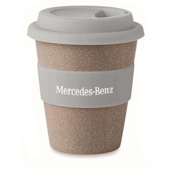 Kaffee Becher to go | Bambus | 350 ml | 8798547