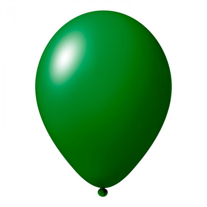 Luftballon   30 cm   Full Colour   14a100FC Waldgrün