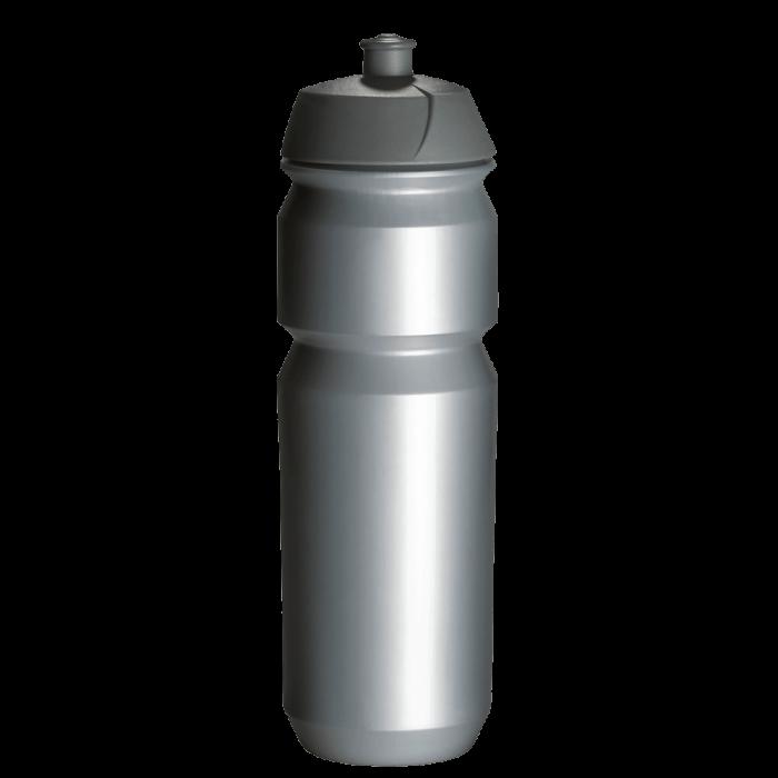 Trinkflasche Shiva | 0,75 l | schnell, ab 50 Stk. | maxb028 Silber