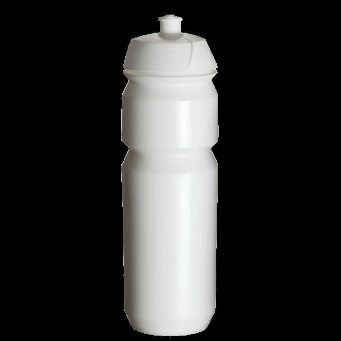 Trinkflasche Shiva | 0,75 l | schnell, ab 50 Stk. | maxb028 Weiß