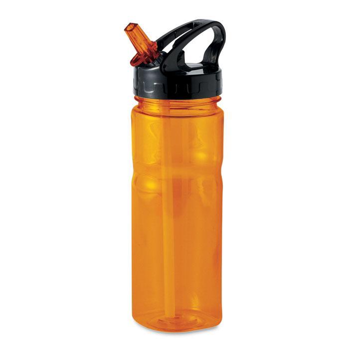 Trinkflasche Rico | 600 ml | 8798308 Transparent Orange