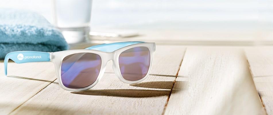 Sonnenbrillen bedrucken Maxilia
