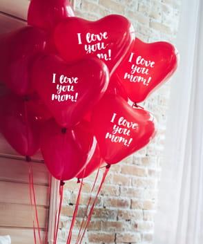 luftballons bedrucken express