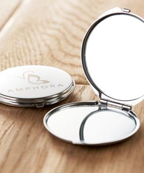 Spiegel bedrucken