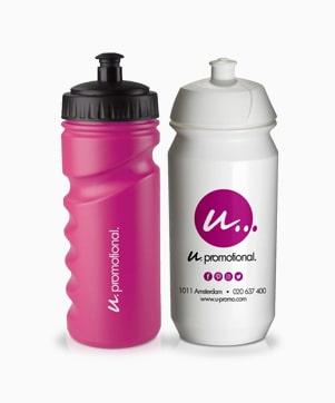 Kunststofftrinkflaschen